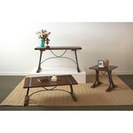 LARGO T682-125-SQUARE-END-TABLE