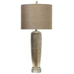 STYLECRAFT HOME L311626-METALLIC-LEAF-LAMP-x1