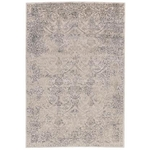 FEIZYRUGS 3682F-PRASAD-LIGHT-GRAY-5X8
