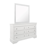 GLOBAL POMPEI-WHITE-DRESSER