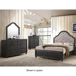 DAVIS HOME SPENCER-KING-6PC-BEDROOM-PKG