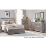 LIFESTYLE ENTERPRISE SILVIRAZ-KING-6PC-BEDROOM