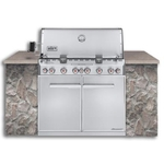 WEBER SUMMIT GRILL CENTER 7360001
