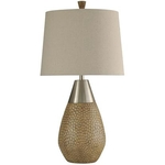 STYLECRAFT HOME L312499ABC-TABLE-LAMP-(x1)
