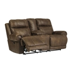 ASHLEY 3840096-POWER-CONSOLE-LOVESEAT