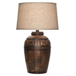 ANTHONY CALIFORNIA H6226DMC-CERAMIC-TABLE-LAMP-x1