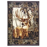 UNITED WEAVERS OF AMERICA 9103309258-ELK-FOREST-AREA-RUG