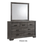 LIFESTYLE ENTERPRISE C6412A-040-7DXX-7-DRAWER-DRESS