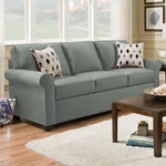 SIMMONS UPHOLSTERY 1530-QUEEN-SLEEPER-SOFA-SPA