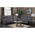 KLAUSSNER IRVING-8PC-FURNITURE-PKG-POWER
