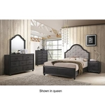 DAVIS HOME SPENCER-KING-7PC-BEDROOM-PKG