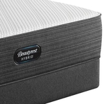 SIMMONS BEAUTYREST BRX1000C-QUEEN-PL-HYBRID-MT/BX
