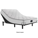 SIMMONS BEAUTYREST BR800-KING-MEDIUM-MATT/ADVADJ.