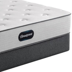 SIMMONS BEAUTYREST BR800-KING-MEDIUM-MATT/BOX