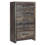 ASHLEY B211-46-5-DRAWER-CHEST