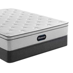 SIMMONS BEAUTYREST BR800-TWIN-PLUSH-MATTRESS/BOX
