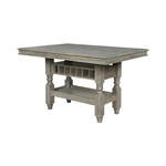 LIFESTYLE ENTERPRISE C8619P-PTX-PUB-TABLE-GREY