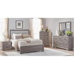 LIFESTYLE ENTERPRISE SILVIRAZ-7PC-BEDROOM-PKG