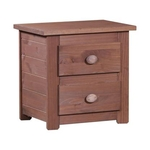 PINE CRAFTER FURNITURE MAH-4952-NIGHT-STAND
