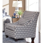 MINHAS FURNITURE HOUSE NU390-JN-AC-390-ACCENT-CHAIR