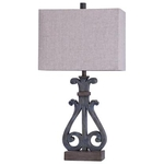 STYLECRAFT HOME L318315ABC-DESIGNER-LAMP
