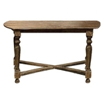 VINTAGE FURNITURE LLC F-MIC-681-ST-BARN-SOFA-TABLE