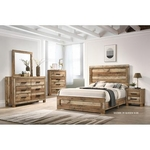 LIFESTYLE ENTERPRISE OWEN-6PC-QUEEN-BEDROOM-PACKAGE
