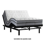 INSTANT COMFORT Q8-KING-NUMBER-BED/HRZ-KINGADJ