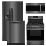 FRIGIDAIRE GALLERY FRI-4-PIECE-KITCHEN-PACKAGE