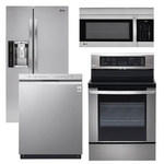 LG LG-4-PIECE-KITCHEN-PACKAGE