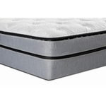 INSTANT COMFORT Q8-KING-DUAL-NUMBER-BED/BOX
