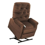 MEGA MOTION NM200-OCH-A01-LIFT-CHAIR-CHOCO