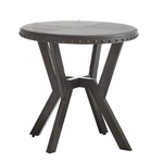 STEVE SILVER COMPANY AL700E-ALAMO-END-TABLE-(X1)