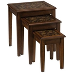 JOFRAN INC. 698-7-BAROQUE-NESTING-TABLES