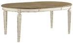 ASHLEY D743-35-OVAL-DINING-TABLE