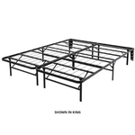 GLIDEWAY BED CARRIAGE MAN SPS14BLK-T-TWIN-PLATFORM-BED