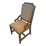 VINTAGE FURNITURE LLC F-MICDIN-BB-BARN-DINING-CHAIR
