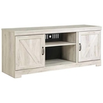 "ASHLEY W331-68(WHT)-63""-TV-STAND"
