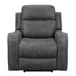 KLAUSSNER IRVING DOM/CHAR/POW/RECLINER