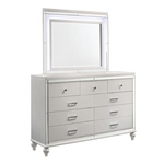 NEW CLASSIC BA9698W-060-LIGHTED-MIRROR