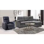 AC PACIFIC CORP NAOMI-7PC-LIVING-ROOM-PACKAGE