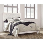 ASHLEY PAXBERRY-QUEEN-BED-WHITE-WASH